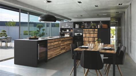 hotte cuisine schmidt cuisine aménagée design sur mesure schmidt