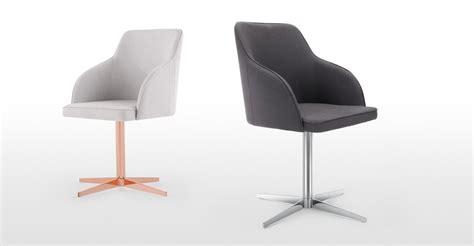 comment monter une chaise de bureau keira chaise de bureau gris nuage et cuivre made com