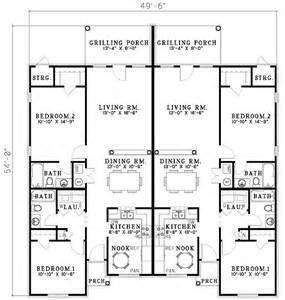 spectacular single family house floor plans duplex with single family appeal 59308nd architectural