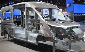 2015 Ford Transit Body Structure