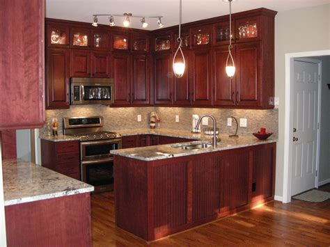 best paint color for light cherry cabinets home combo