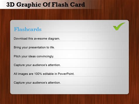create cue cards  powerpoint    minutes