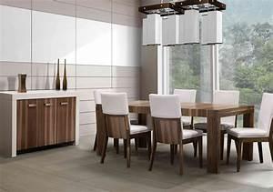 mobilier de salle a manger moderne conceptions de maison With salle À manger contemporaineavec mobilier salle a manger moderne