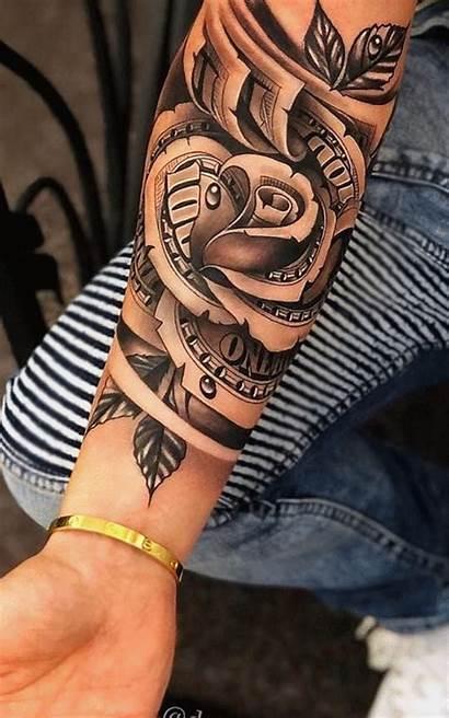 Tattoos Tattoo Forearm Arm Sleeve Tatuajes Rose