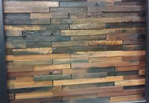 Wood Slats - Stone Age Granite Dallas