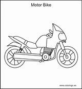 Bike Coloring Colour Motorcycle Numbers Motor Pages Colouring Printable Motorbikes String Visit поиск Google Kifest�k Yamaha sketch template