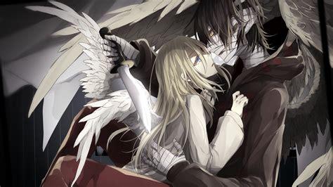 angels  death satsuriku  tenshi zack   knife