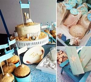 a romantic beach inspired wedding theme hostess with With beach wedding shower