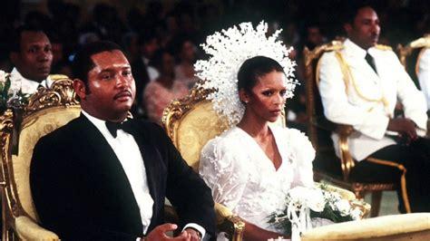 Mariage De Jean Claude Duvalier Et Michele Bennett Le 27