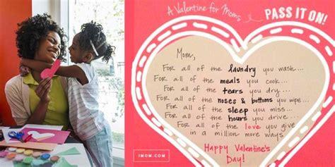 valentine  moms imom