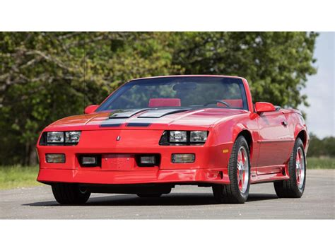 Chevrolet Camaro Z28 In Florida For Sale 87 Used Cars From