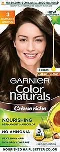 Offerta Di Oggi Garnier Color Naturals Shade 3 Darkest
