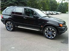 Picture of style 336 wheels on an e53? Xoutpostcom