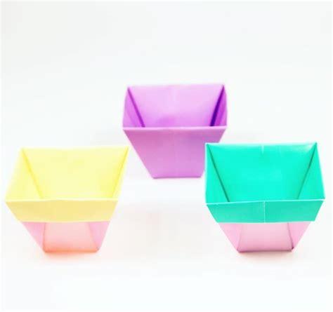 Origami Pencil Box Video Tutorial Diy Crafts