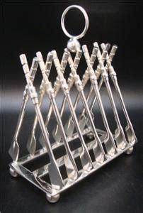 silver plated toast rack rowing boats oars ebay