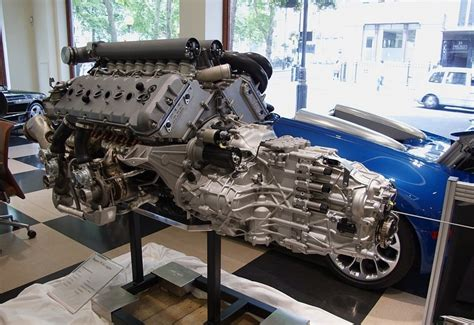 Unlike his competitors, ettore bugatti did not design and build his cars, he gave birth to them. Bugatti engine