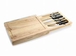 Planche A Decouper : planche d couper avec couteaux forge adour ~ Teatrodelosmanantiales.com Idées de Décoration