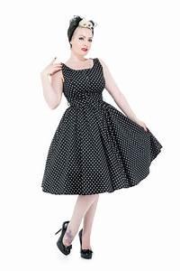 50 Er Jahre Style : 50er jahre retro polka dots petticoat swing kleid v hearts roses frauen kleider ~ Sanjose-hotels-ca.com Haus und Dekorationen
