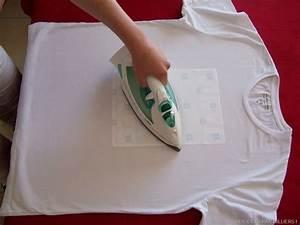 Papier Transfert Tee Shirt : transfert t shirt le tuto des id es par milliers ~ Melissatoandfro.com Idées de Décoration