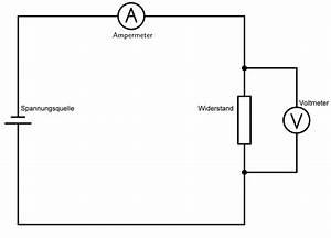 Widerstand Eines Leiters Berechnen : elektrische widerstand und das ohmsche gesetz physik artikel ~ Themetempest.com Abrechnung