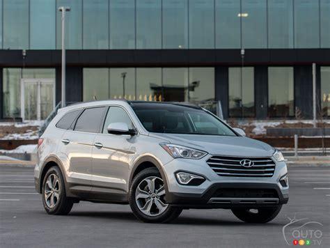 What's your take on the 2019 hyundai santa fe xl? 2016 Hyundai Santa Fe XL Quick Look   Car News   Auto123
