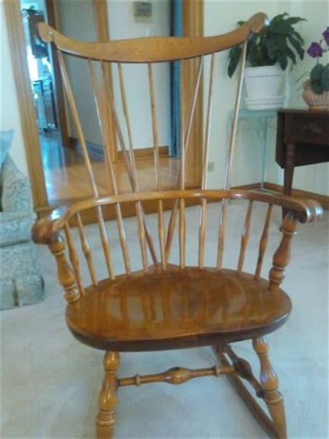 Nichols And Rocking Chair Value by Nichols And Rocking Chair Duxbury Style