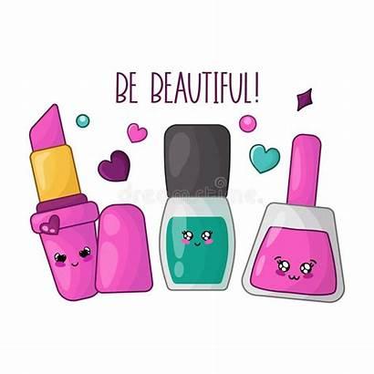Kawaii Nail Cartoon Stuff Manicure Esmaltes Makeup