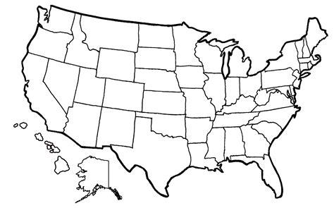 state coloring map  leeanix  deviantart