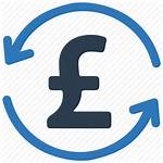 Icon Pound Exchange Money Currency Transfer Rate