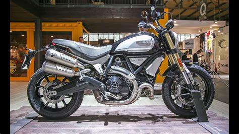 Gambar Motor Ducati Scrambler 1100 by Scrambler 1100 Termignoni Reviewmotors Co