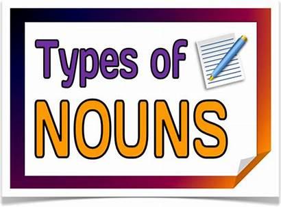 Nouns Types English Grammar Noun Abstract Categories