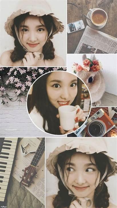 Twice Aesthetic Nayeon Wallpapers Jihyo Kpop Aesthetics