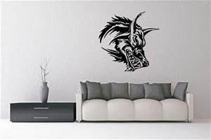 Wandtattoo Auf Rauputz : wandtattoo wolf head motiv nr 1 kaufen bei ~ Michelbontemps.com Haus und Dekorationen