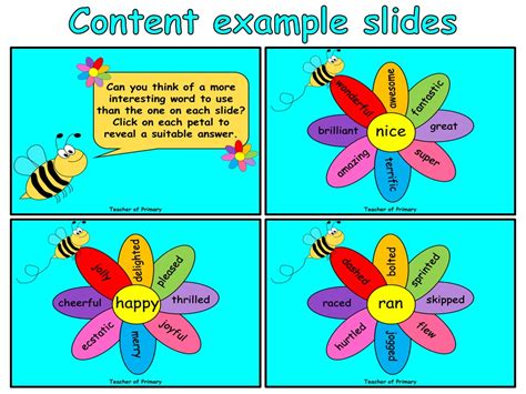 14 Slide Powerpoint With 12 Worksheets By