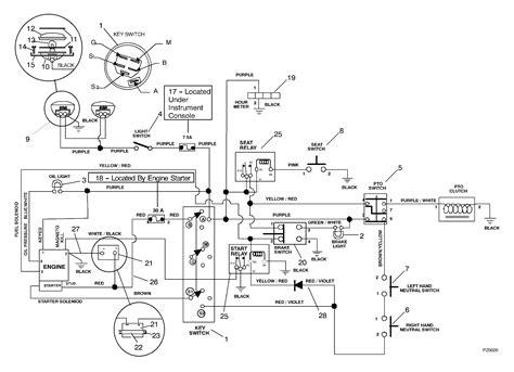 kohler ch25s wiring diagram 27 wiring diagram images