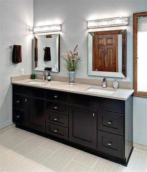 double sink mirrored bathroom vanity bathroom mirrors for double vanity amlvideo com