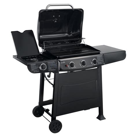 CharBroil Gas Grill with Side Burner & Reviews Wayfair