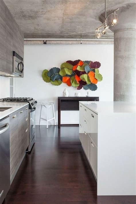 deco murale cuisine  idees decoration pour vos murs de