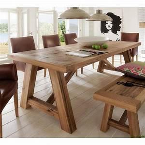 Tisch 3 Meter : balken tisch holz m bel pinterest esszimmertisch tisch und eiche ~ Indierocktalk.com Haus und Dekorationen