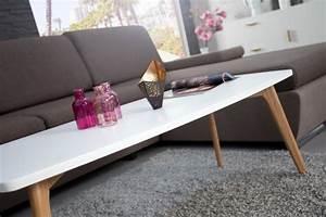 Couchtisch Weiß Skandinavisch : retro couchtisch scandinavia meisterst ck 110cm wei echt eiche skandinavisch riess ~ Sanjose-hotels-ca.com Haus und Dekorationen