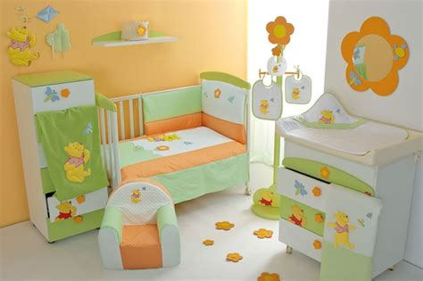 decorate a baby s room on a budget