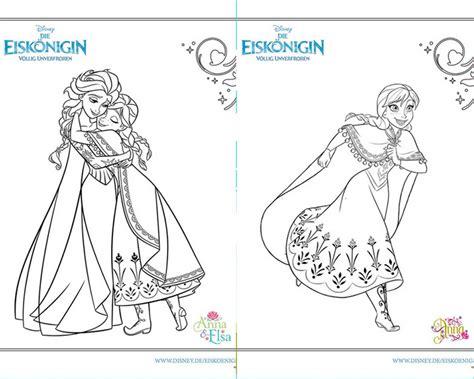Ausmalbilder Von Elsa :  Disney-figuren Malen