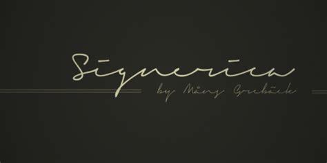 signature fonts signature maker
