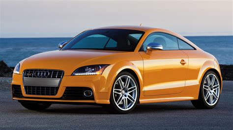 Audi Tts Coupe Backgrounds by 2009 Audi Tts Coupe Us Wallpapers And Hd Images Car