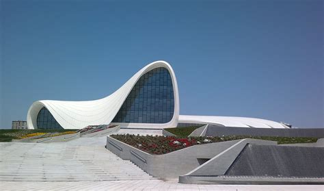 Zaha Hadid Has Died Some Of The Beautiful Buildings