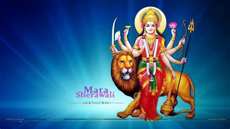 Jai Mata Di Animated Wallpaper - jai mata di goddess durga desktop wallpaper festivals