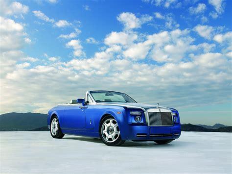 Rolls Royce Car : 2007 Rolls-royce Phantom Drophead Coupé