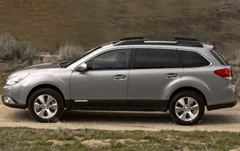 2012 Subaru Outback Towing Capacity Specs