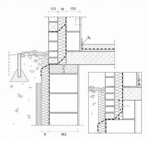 Zweischaliges Mauerwerk Mit Luftschicht : 4 3 1 3 anschlusspunkt sockel architektenordner ~ Frokenaadalensverden.com Haus und Dekorationen