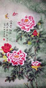 Pin by Chilture on Chinese Flowers Paintings | Peony ...